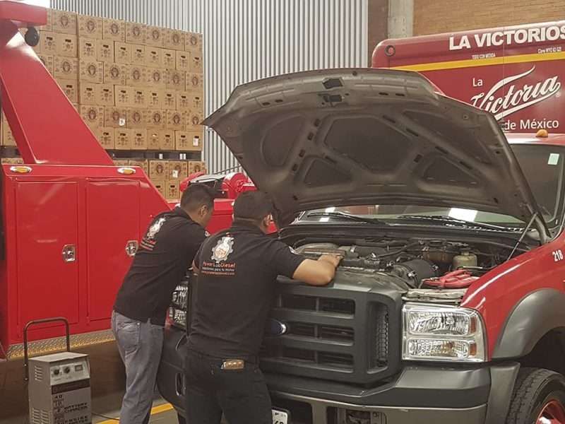 Ford Power stroke 6.0 diesel | Grupo Modelo